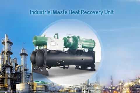 Industrial Waste Heat Recovery Unit